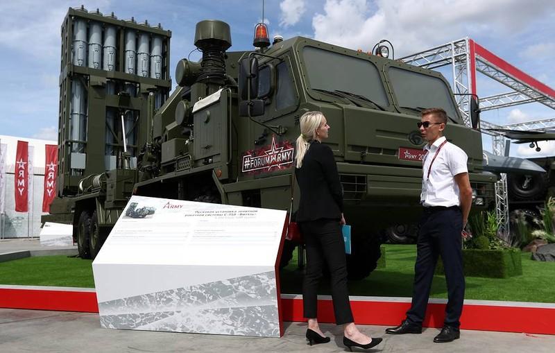 Quân đội Nga nhận hệ thống mới nhất S-350, thay S-300PS - ảnh 1