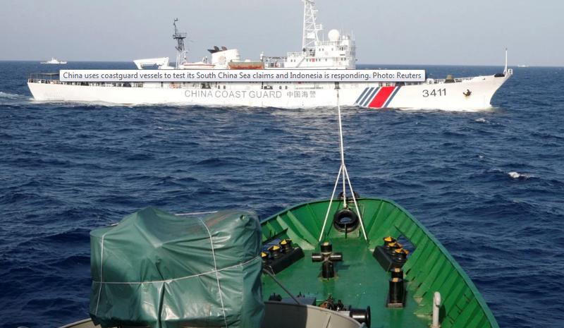 Indonesia hết kiên nhẫn với Trung Quốc ở biển Đông - ảnh 1