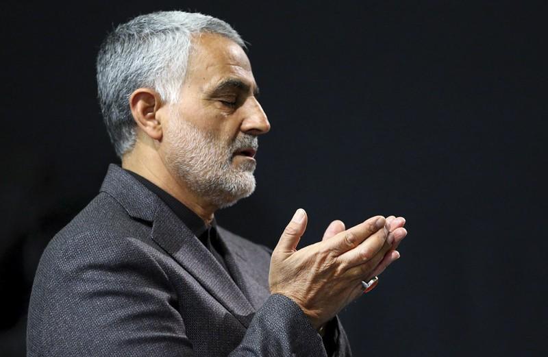 Mỹ nã 4 tên lửa vào đoàn xe, tướng Iran Soleimani chết thảm - ảnh 2