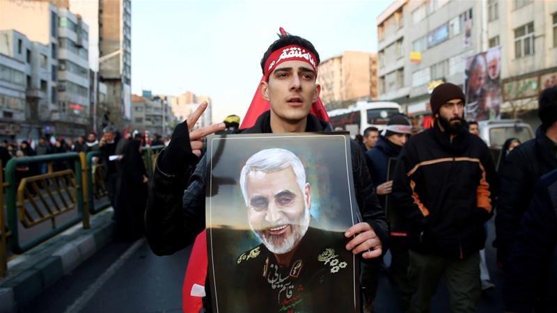 Hé lộ mật báo viên ở Syria, Iraq giúp Mỹ giết tướng Soleimani - ảnh 1