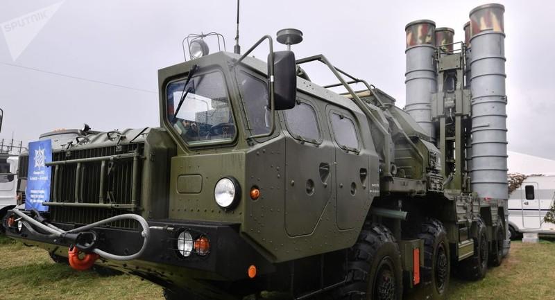Iraq nói cần có những tên lửa S-400 giữa lúc căng thẳng với Mỹ - ảnh 1