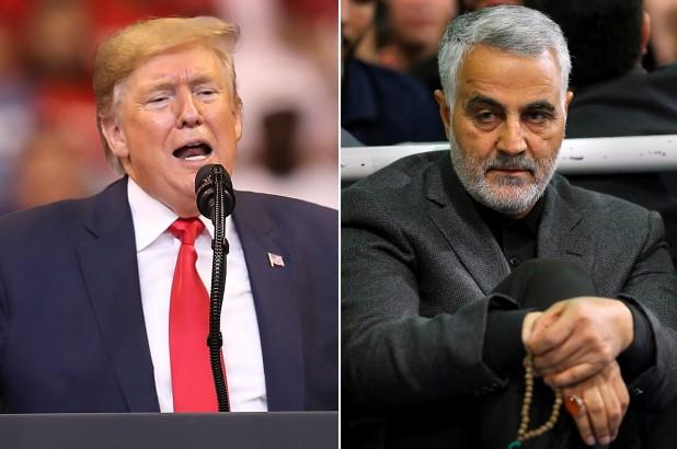 Mỹ theo dõi hành tung Tướng Soleimani 18 tháng trước khi giết - ảnh 1