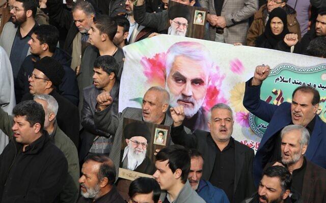 Mỹ theo dõi hành tung Tướng Soleimani 18 tháng trước khi giết - ảnh 2