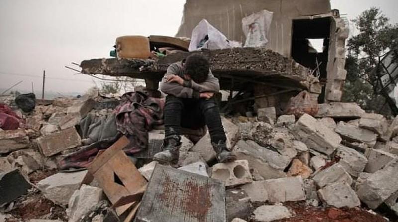 Nga không kích Syria: 'Gia đình tôi không còn ai' - ảnh 1