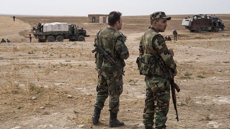 Mỹ chặn tướng Nga ở Bắc Syria - ảnh 1