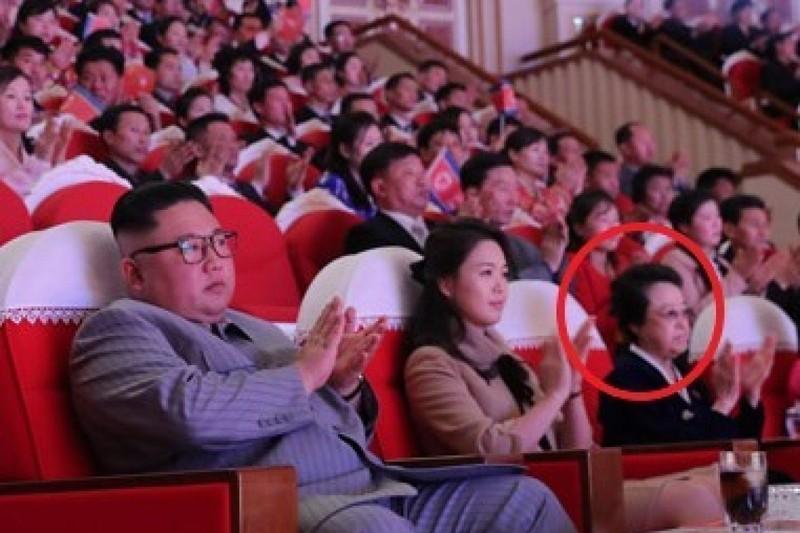 Cô ruột ông Kim Jong-un bất ngờ xuất hiện sau 6 năm chồng chết - ảnh 1