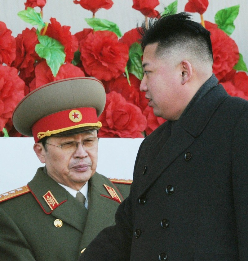 Cô ruột ông Kim Jong-un bất ngờ xuất hiện sau 6 năm chồng chết - ảnh 2