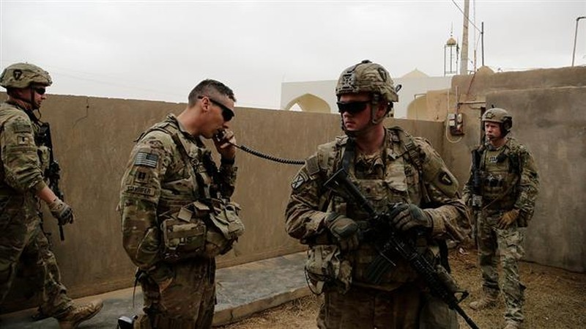 Nghị sĩ Iraq: Không loại trừ dùng vũ lực buộc Mỹ rút quân  - ảnh 1
