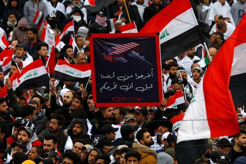 Nghị sĩ Iraq: Không loại trừ dùng vũ lực buộc Mỹ rút quân  - ảnh 2