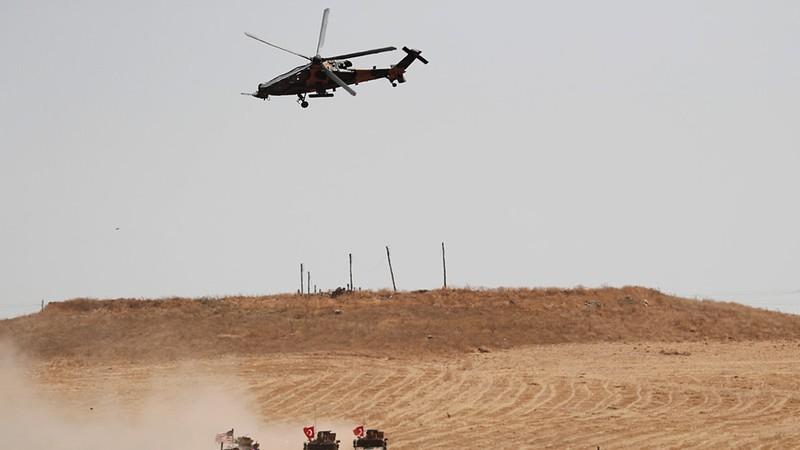 Bị pháo kích mất 4 lính, Ankara phản công giết 35 lính Syria - ảnh 1