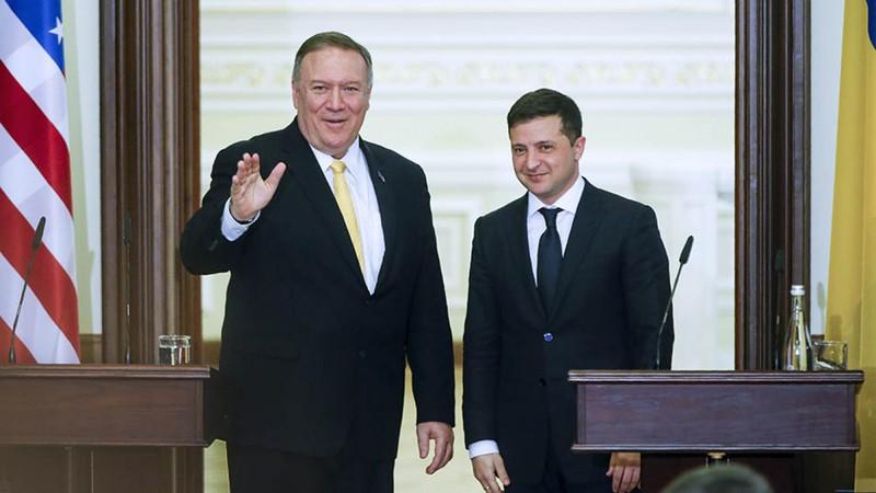 Ông Pompeo nói Ukraine đã mất Crimea về Nga mãi mãi? - ảnh 1