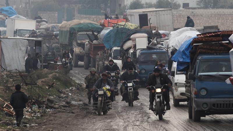 HĐBA LHQ họp khẩn về Idlib, Mỹ tăng cường cảnh báo Nga - ảnh 2