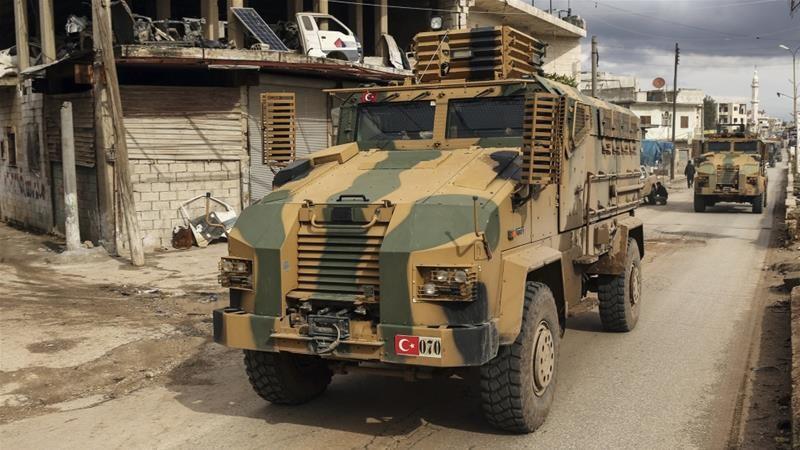 Thổ Nhĩ Kỳ cảnh báo kế hoạch B, nguy cơ đối đầu quân Syria - ảnh 1