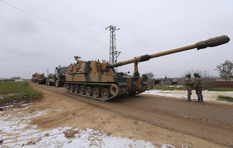 Thổ Nhĩ Kỳ điều quân tới Idlib để kiểm soát khu vực - ảnh 1