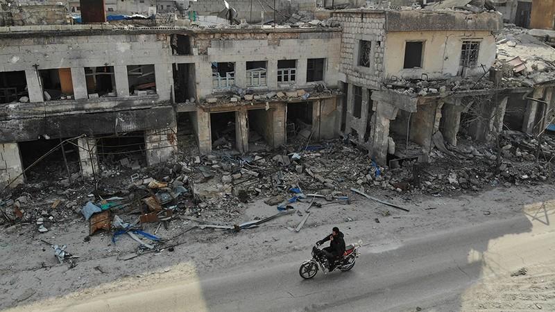 Liên Hiệp Quốc cảnh báo: 'Không nơi nào an toàn ở Idlib' - ảnh 2