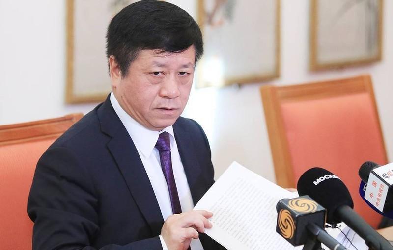 Đại sứ Trung Quốc: Dịch COVID-19 sẽ bị đánh bại cuối tháng 2 - ảnh 1