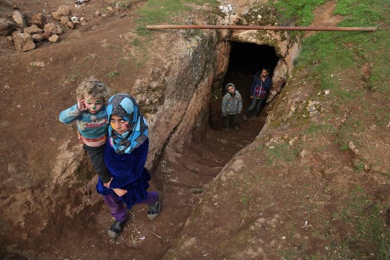Quân Syria bắn rơi máy bay không người lái Thổ Nhĩ Kỳ ở Idlib - ảnh 2
