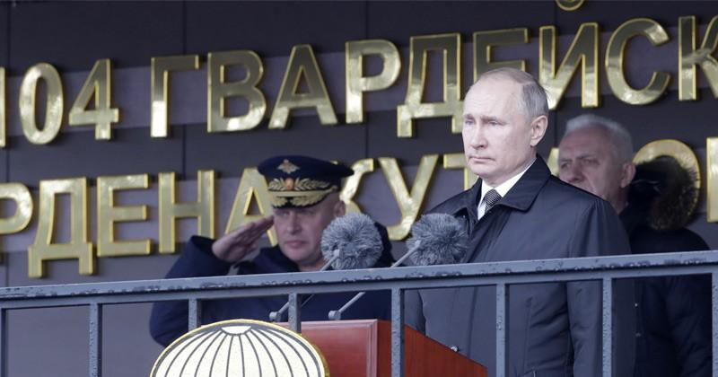 Ông Putin: Sẽ làm cho không nước nào muốn đánh Nga - ảnh 1
