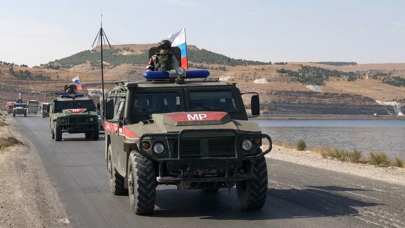 Nga triển khai quân cảnh đến thị trấn chiến lược ở Idlib - ảnh 1