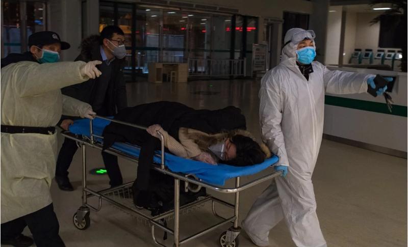 Bệnh nhân COVID-19 tử vong sau khi xuất viện 5 ngày ở Vũ Hán - ảnh 1