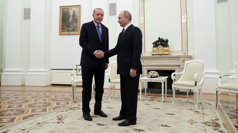 Theo lệnh ngừng bắn ở Idlib với Nga, Ankara sẽ điều thêm quân - ảnh 1