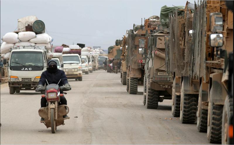 Theo lệnh ngừng bắn ở Idlib với Nga, Ankara sẽ điều thêm quân - ảnh 2