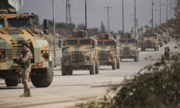 Mất 2 lính ở Idlib, Thổ Nhĩ Kỳ giết chết 21 binh sĩ Syria  - ảnh 1