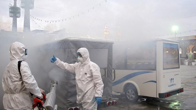Iran: Mỹ khủng bố y tế, làm trầm trọng dịch COVID-19 tại Iran - ảnh 1