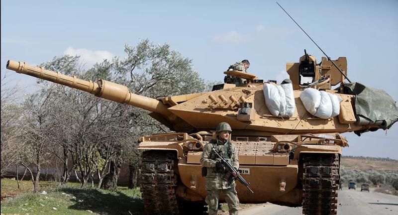 Thổ Nhĩ Kỳ dọa trả đũa nếu Syria vi phạm lệnh ngừng bắn Idlib - ảnh 1
