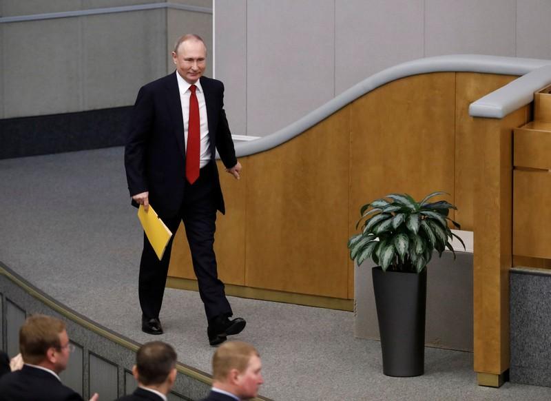Hạ viện Nga mở đường ông Putin nắm quyền đến 2036 - ảnh 1