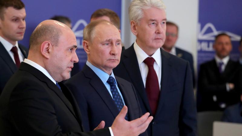 Tổng thống Putin lên tiếng về đại dịch COVID-19 tại Nga - ảnh 1