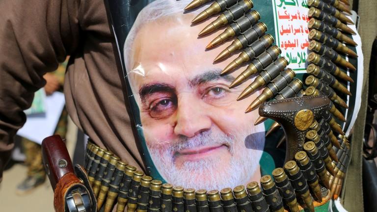 Iran thề tiếp tục trả thù Mỹ vụ giết Tướng Soleimani - ảnh 1