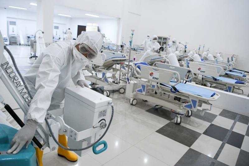 Indonesia: Bệnh viện báo động khi 8 bác sĩ chết vì COVID-19 - ảnh 3