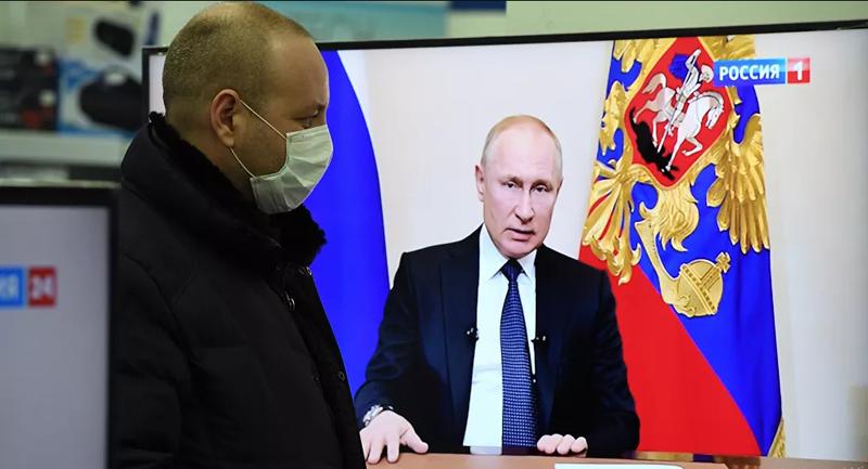 Ông Putin: Nga sẽ dập dịch COVID-19 trong 3 tháng - ảnh 1