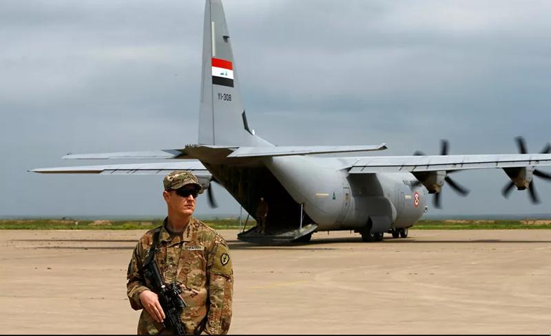 Quân đội Mỹ lệnh chuẩn bị tiêu diệt nhóm dân quân thân Iran - ảnh 1