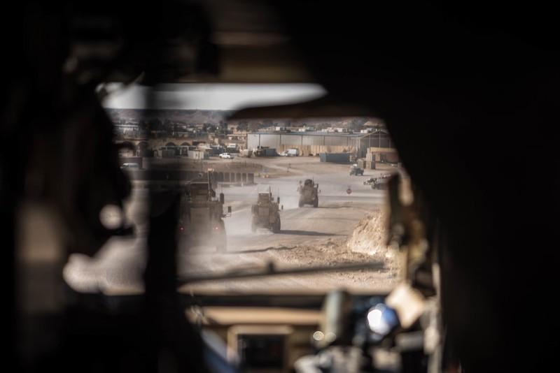 Quân đội Mỹ lệnh chuẩn bị tiêu diệt nhóm dân quân thân Iran - ảnh 2