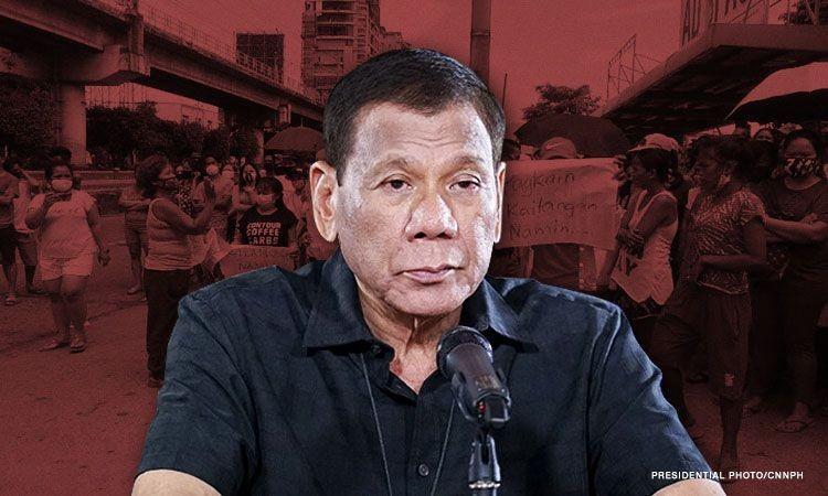 COVID-19:Ông Duterte dọa bắn chết người vi phạm lệnh phong tỏa - ảnh 1