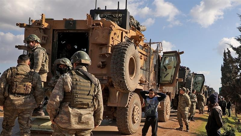 Ankara giảm thiểu hoạt động của binh sĩ ở Syria do COVID-19 - ảnh 1