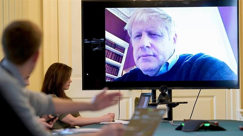 Thủ tướng Anh chuyển vào phòng chăm sóc tích cực vì COVID-19 - ảnh 1
