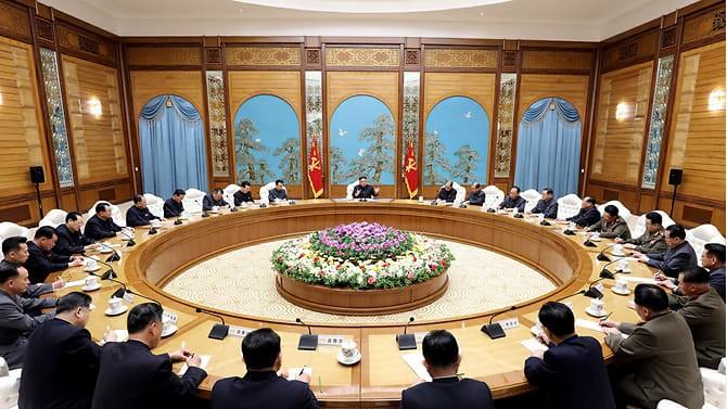 Triều Tiên họp Quốc hội trễ hơn dự kiến 2 ngày  - ảnh 1