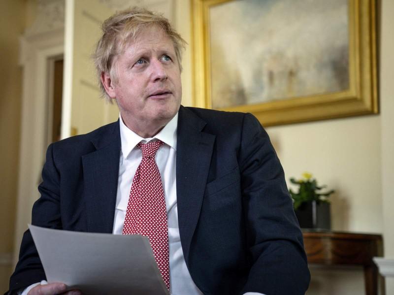 Thủ tướng Anh ra viện cảm ơn bác sĩ 'cứu mạng' khỏi COVID-19 - ảnh 1