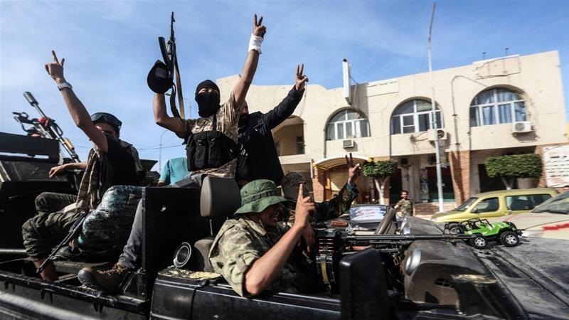 Libya: Phe Trilopi chiếm 3 địa điểm chiến lược của phe Haftar - ảnh 1