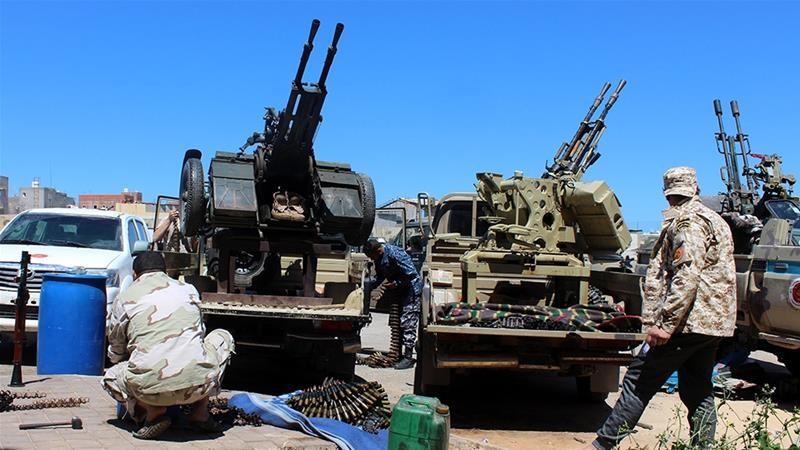 Libya: Phe Trilopi chiếm 3 địa điểm chiến lược của phe Haftar - ảnh 2