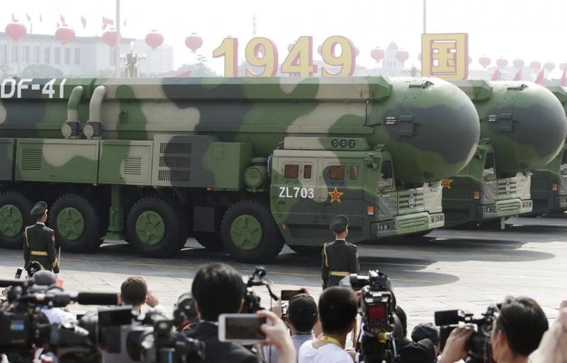 Mỹ nghi Trung Quốc bí mật thử hạt nhân trong lòng đất - ảnh 1