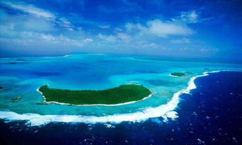 Quốc đảo đầu tiên trên thế giới tuyên bố 'vùng không COVID-19' - ảnh 1
