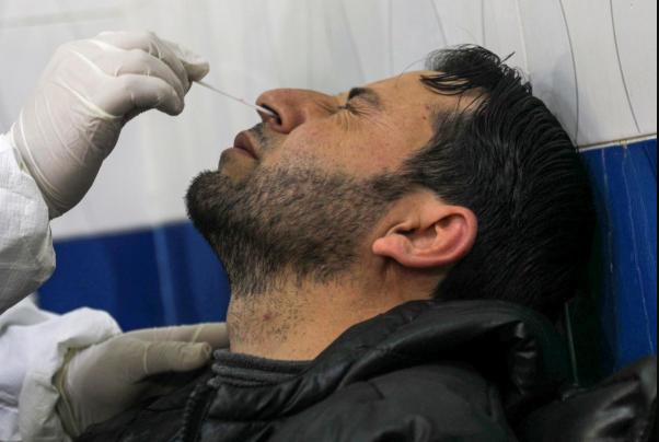 Idlib-Syria: 3 triệu người nhưng chỉ 1 máy xét nghiệm COVID-19 - ảnh 5