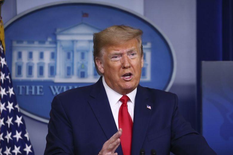 COVID-19: Ông Trump cảnh báo hậu quả với Trung Quốc  - ảnh 1