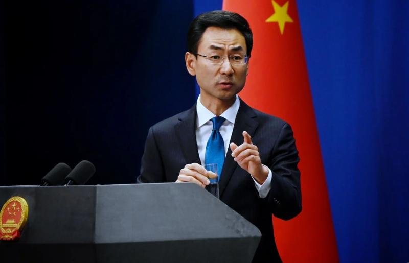 Trung Quốc nói cũng là nạn nhân của COVID-19 - ảnh 1