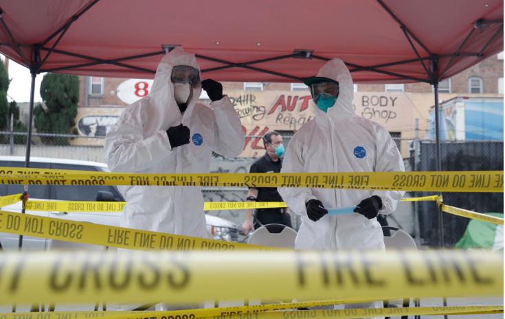 COVID-19: Mỹ thêm 2.751 người tử vong trong 1 ngày - ảnh 1