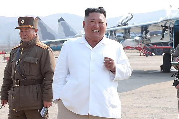 KCNA: Ông Kim Jong-un gửi thư cho tổng thống Syria - ảnh 1